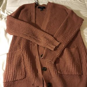 Cardigan from F21 size small